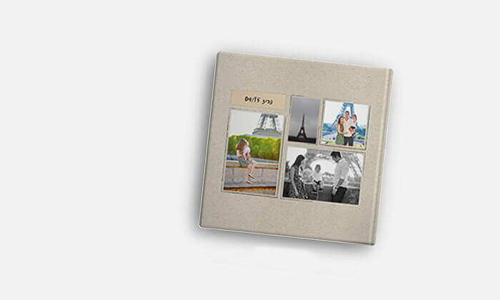 3 אלבום תמונות בעיצוב אישי ללא הגבלת עמודים ZOOMA