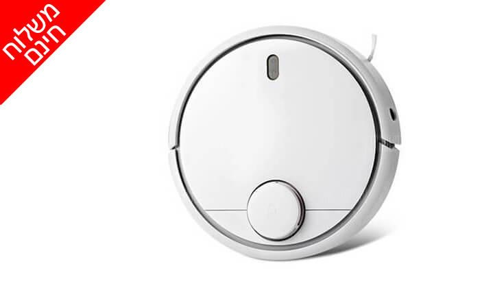 3 שואב אבק רובוטי שיאומי Xiaomi - משלוח חינם