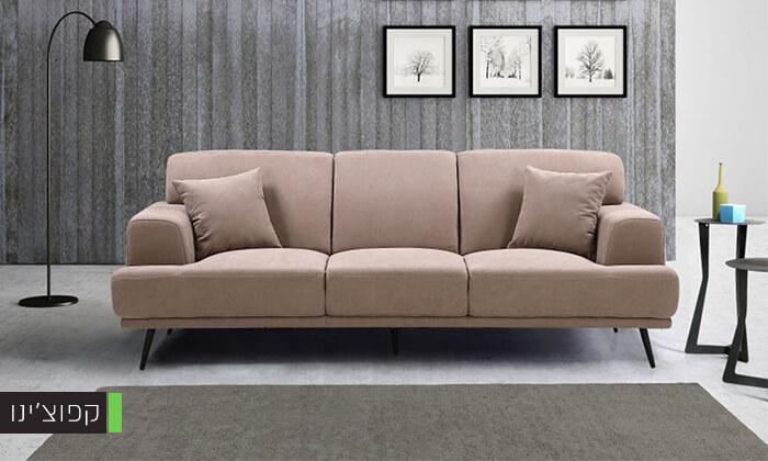3 ספה תלת-מושבית HOME DECOR