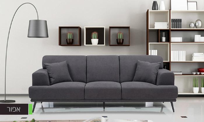 4 ספה תלת-מושבית HOME DECOR