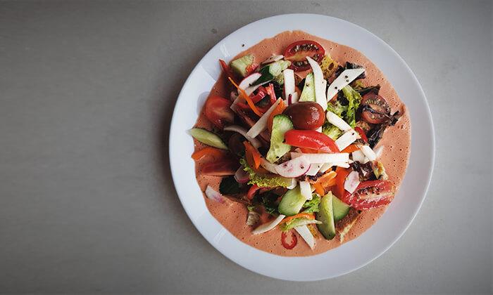 5 ארוחה במסעדת היילוגה - יהודה הלוי, תל אביב