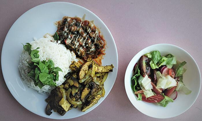 7 ארוחה במסעדת היילוגה - יהודה הלוי, תל אביב