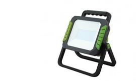 פנס הצפה LED נטען 50W