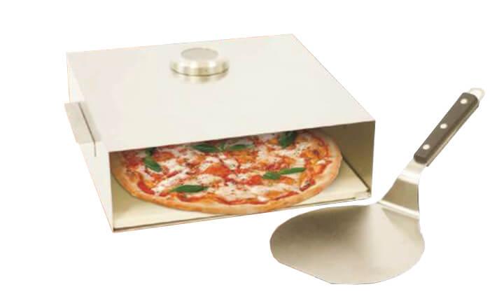 2 טאבון לאפיית פיצה