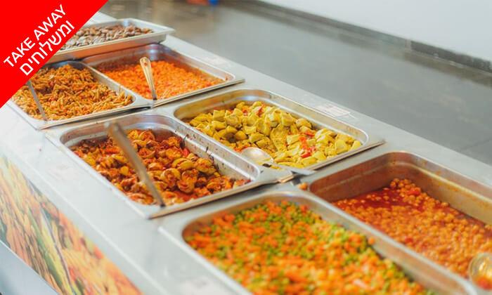 4 אוכל מוכן וכשר ב-Take Away מאולמי אגמים, באר שבע