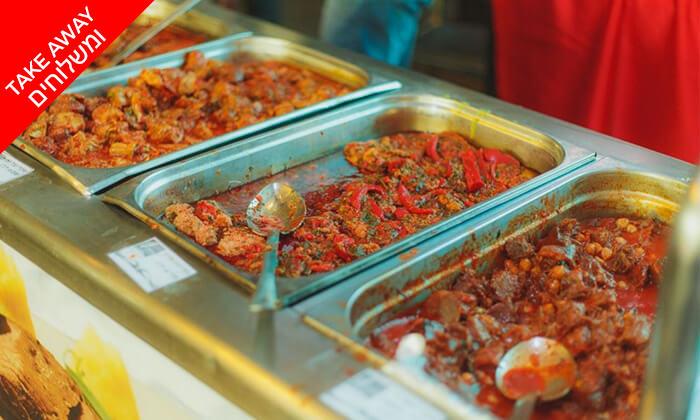 8 אוכל מוכן וכשר ב-Take Away מאולמי אגמים, באר שבע