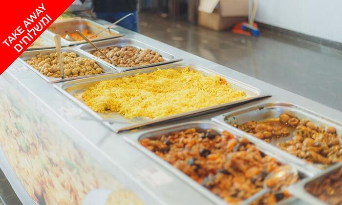 9 אוכל מוכן וכשר ב-Take Away מאולמי אגמים, באר שבע