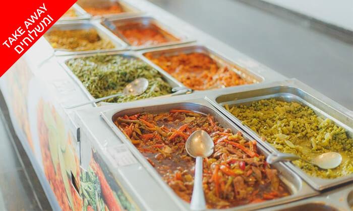 10 אוכל מוכן וכשר ב-Take Away מאולמי אגמים, באר שבע