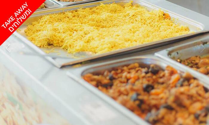 13 אוכל מוכן וכשר ב-Take Away מאולמי אגמים, באר שבע