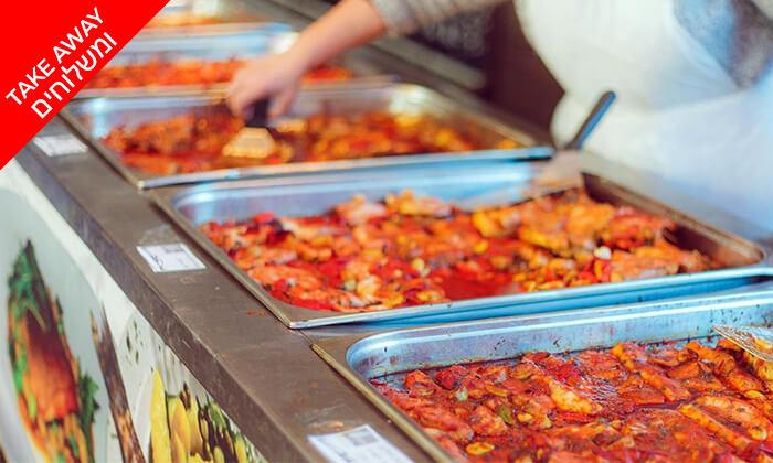 14 אוכל מוכן וכשר ב-Take Away מאולמי אגמים, באר שבע