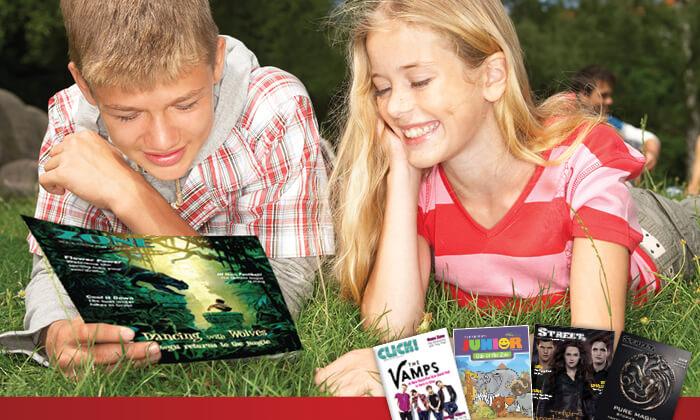 מגזין ג'רוזלם פוסט לילדים - משלוח חינם