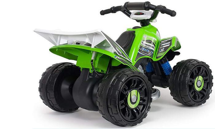 טרקטורון ממונע לילדים Kawasaki 12V | גרו (גרופון)