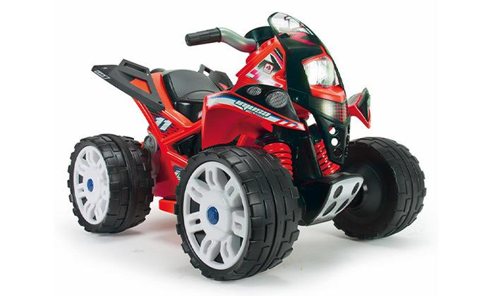 טרקטורון ממונע לילדים Ninja 12V