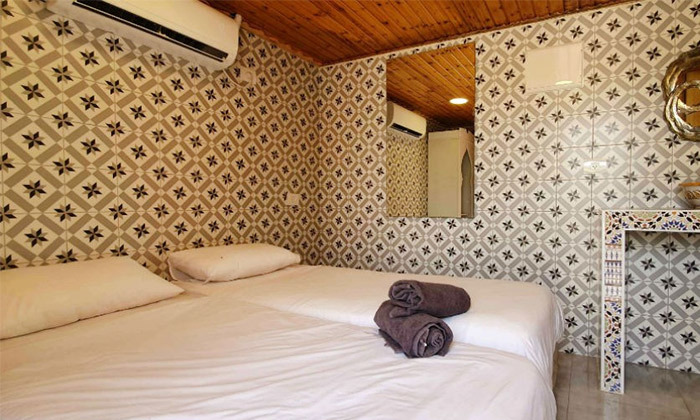 5 חופשה זוגית בכפר הנופש ביאנקיני, ים המלח