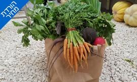 קטיף ירקות עצמי