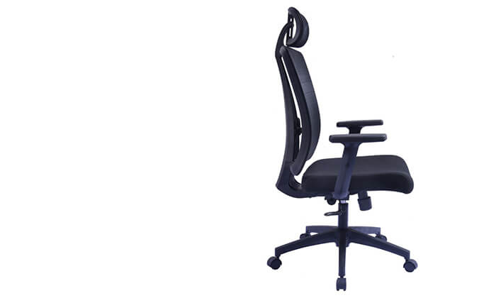 3 כיסא מנהל אורתופדי