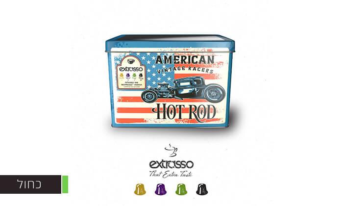 5 100 קפסולות קפה Extrasso