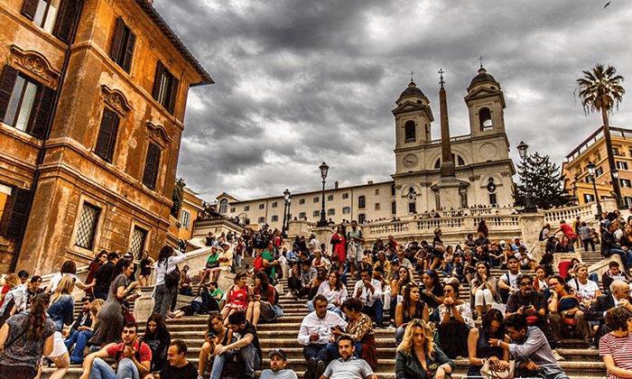 8 סיורים ברומא - הוותיקן, רומא היהודית, סיור כיכרות ועוד