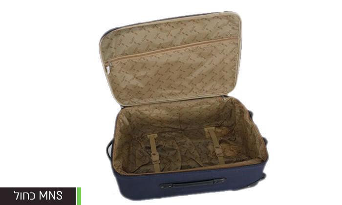 12 מזוודות קלות משקל
