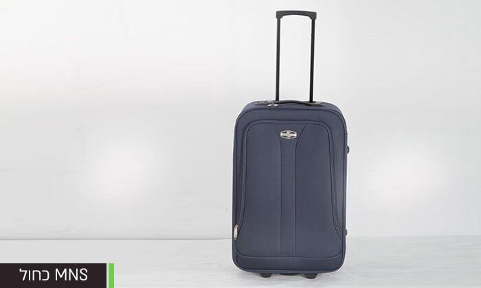 13 מזוודות קלות משקל