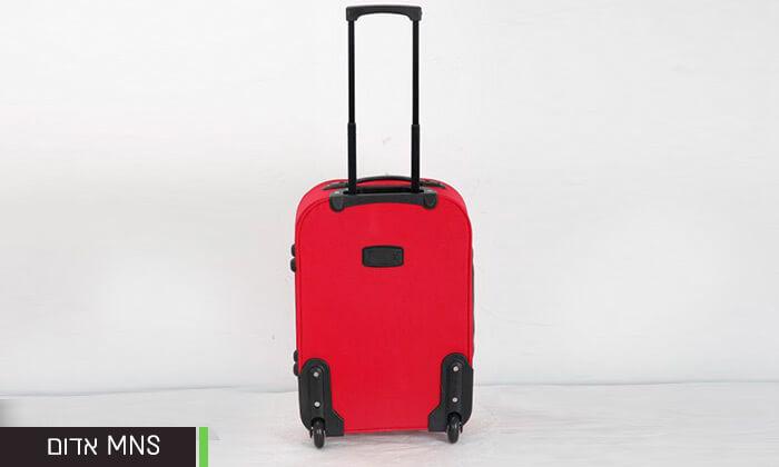 16 מזוודות קלות משקל
