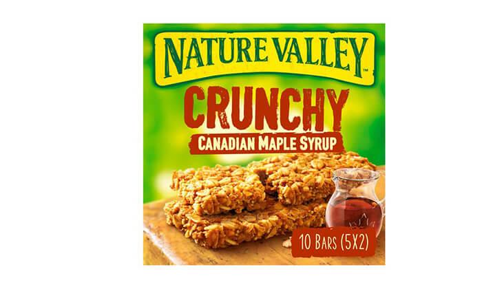 3 10 מארזים של חטיפי גרנולה NATURE VALLEY