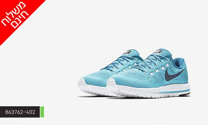 6 נעלי נייק NIKE - משלוח חינם