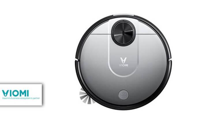 שואב אבק רובוטי Viomi - משלוח חינם!