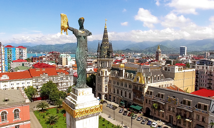 7 בטומי, הריביירה הגאורגית - טיול מאורגן, כולל פסח