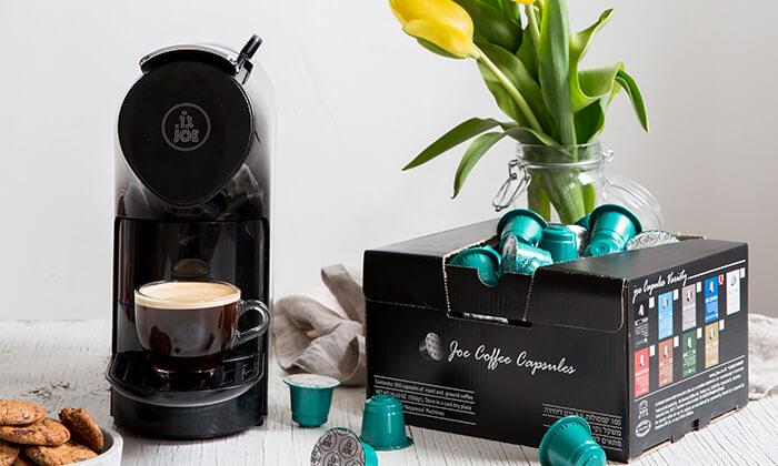 4 מארז קפסולות קפה JOE