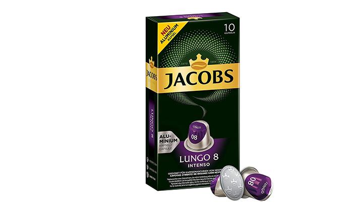 6 100/200/300 קפסולות קפה של ג'ייקובס