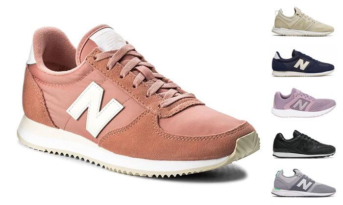 2 נעליים לנשים של ניו באלאנס