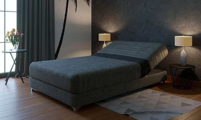 5 דיל ל-72 שעות: מיטה אורתופדית ברוחב וחצי RAM DESIGN