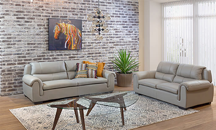 10 ביתילי: מערכת סלון דו ותלת מושבית