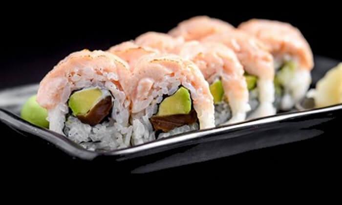 5 ארוחת סושי מהסושיה, בת ים