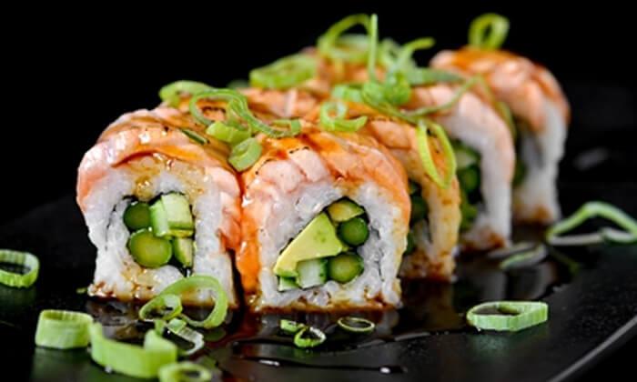 2 ארוחת סושי מהסושיה, בת ים