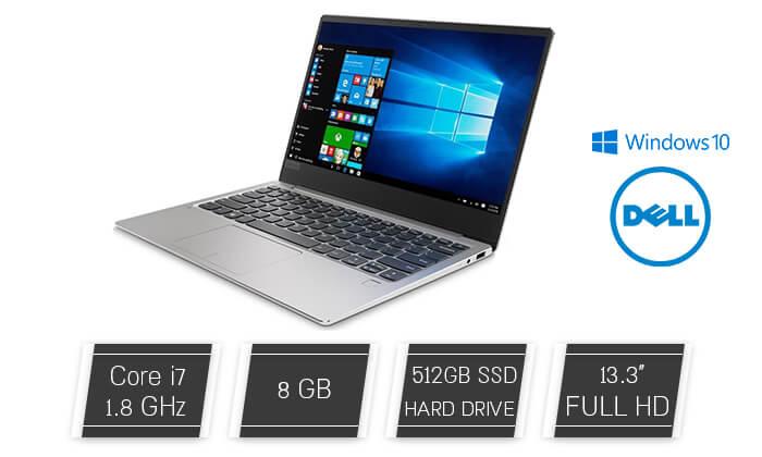2 מחשב נייד Lenovo עם מסך 13.3 אינץ'