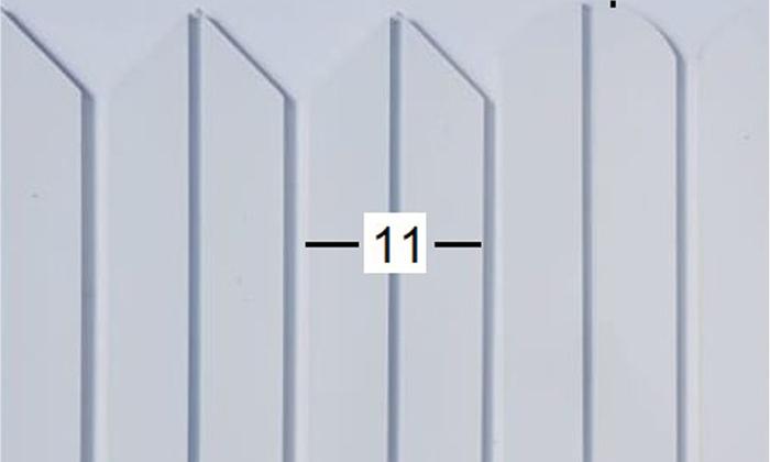 7 ערכתגדר מאלומיניום