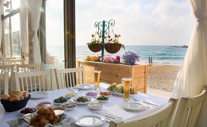 ארוחה זוגית בבני הדייג