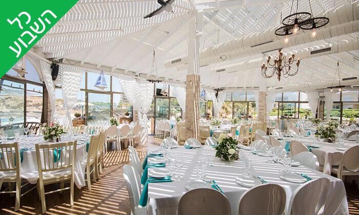 5 מסעדת בני הדייג, כפר הים חדרה - ארוחה זוגית