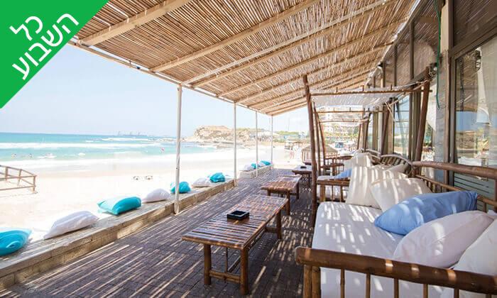 6 מסעדת בני הדייג, כפר הים חדרה - ארוחה זוגית