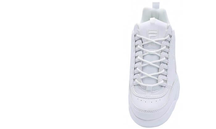 4 נעלי סניקרס לגברים ולנשים FILA