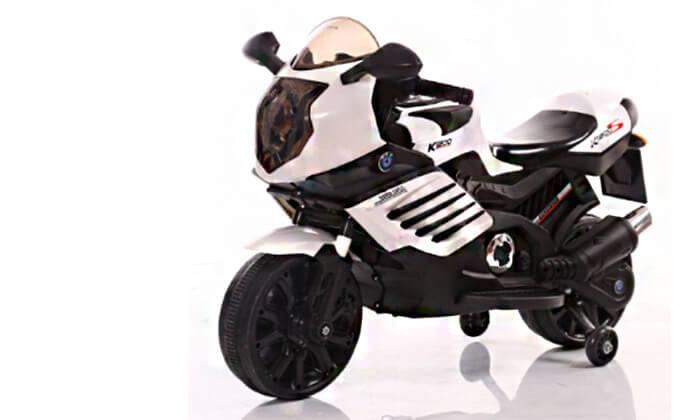 2 אופנוע לילדים BMW