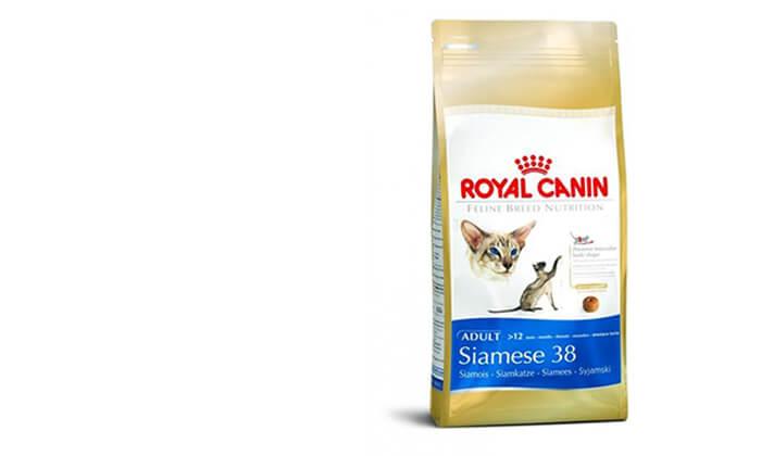 """8 שק מזון יבש 4 ק""""ג לחתולים Royal Canin"""
