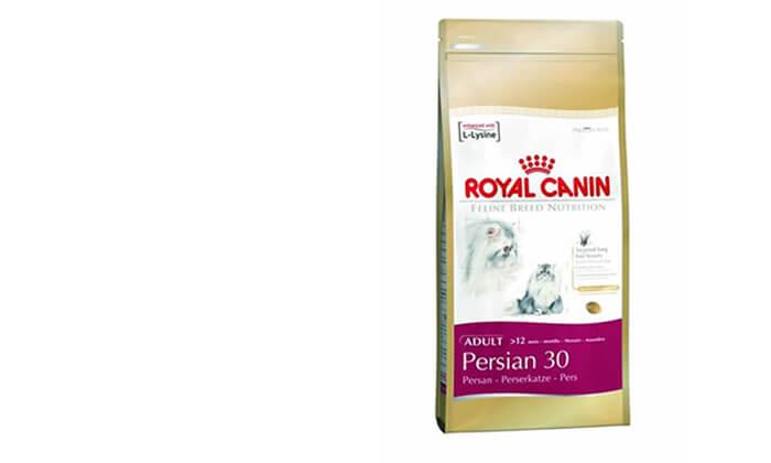 """9 שק מזון יבש 4 ק""""ג לחתולים Royal Canin"""
