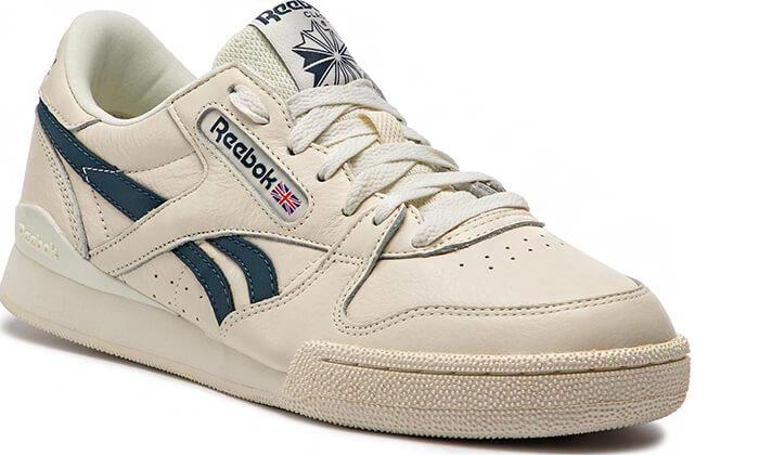 6 נעלי סניקרס לגברים ולנשים Reebok