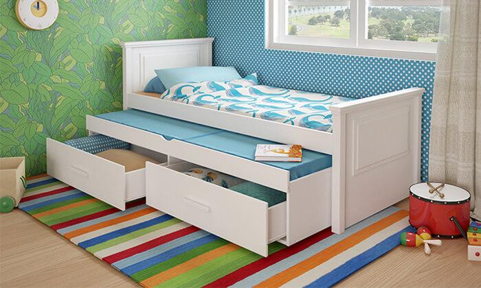5 שמרת הזורע: מיטת ילדים נפתחת 'תמר'
