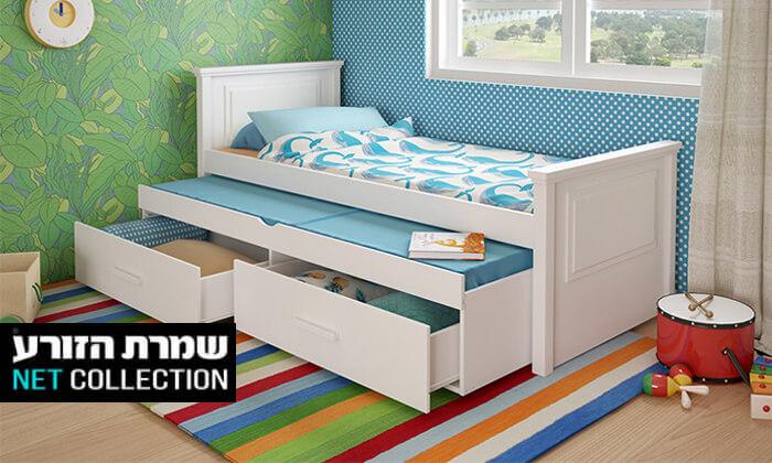 2 שמרת הזורע: מיטת ילדים נפתחת 'תמר'