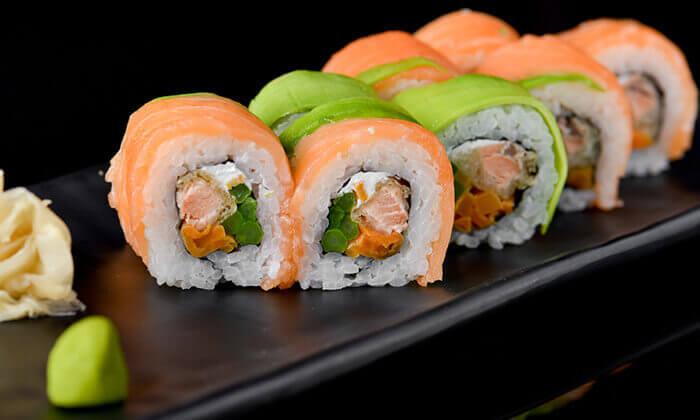 2 פרנג'ליקו סניף יגור - ארוחת סושי זוגית
