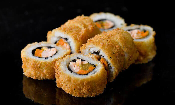 3 פרנג'ליקו סניף יגור - ארוחת סושי זוגית